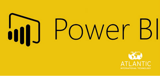 Power BI la nueva asociación certificada de Atlantic International Technology