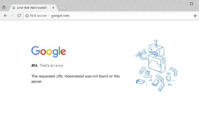 ¿Qué significan los errores 404, 500 y 502 en la web?